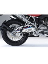GS Swing arm protector Puig for BMW R 1200GS / Adevnture 04-12 (white)