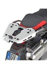 Specific rear rack in aluminium for MONOKEY® top case BMW F 750 GS / F 850 GS (18-20)