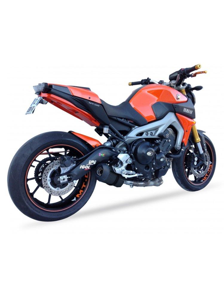 Yamaha mt 09 13 yamaha mufflers motorcycle parts for Yamaha motorcycle parts store