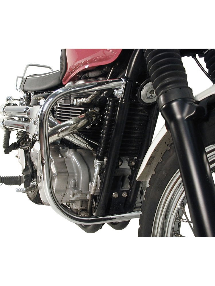 Hb Engine Protection Chrom Triumph Bonneville T 100 Scrambler