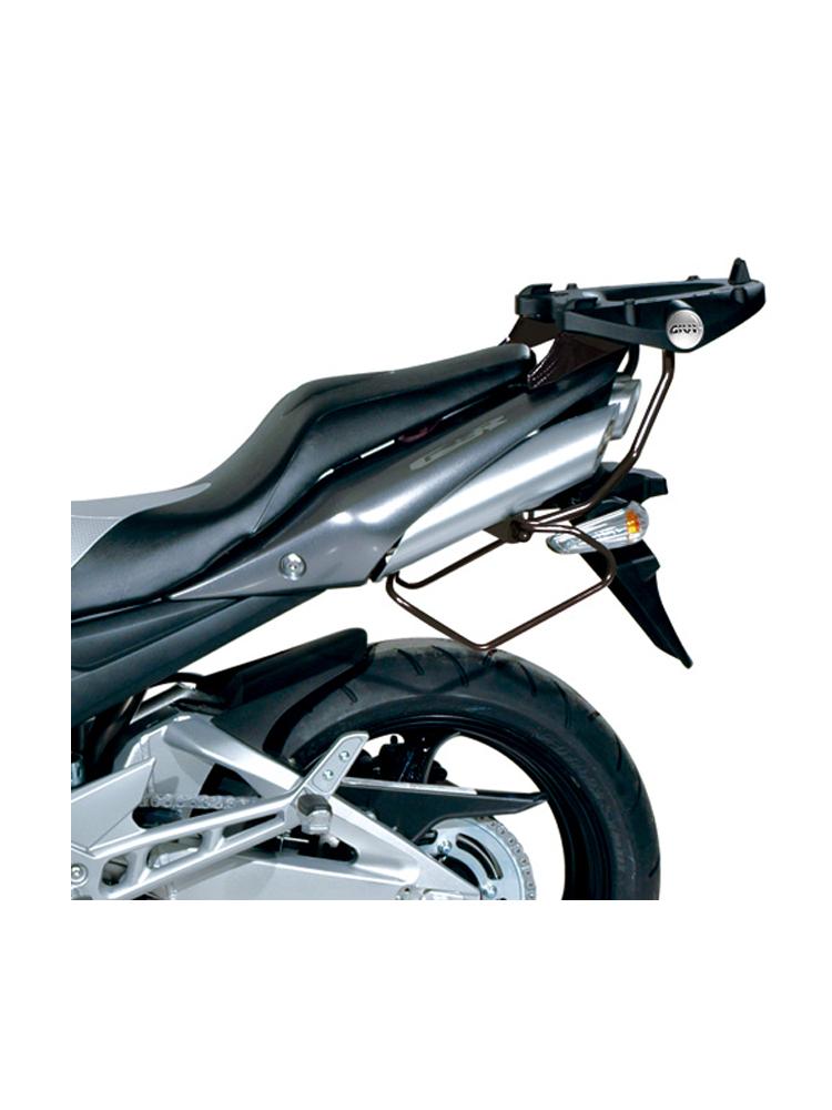 rear rack for monokey top case for suzuki gsr 600 06 11 moto online store. Black Bedroom Furniture Sets. Home Design Ideas