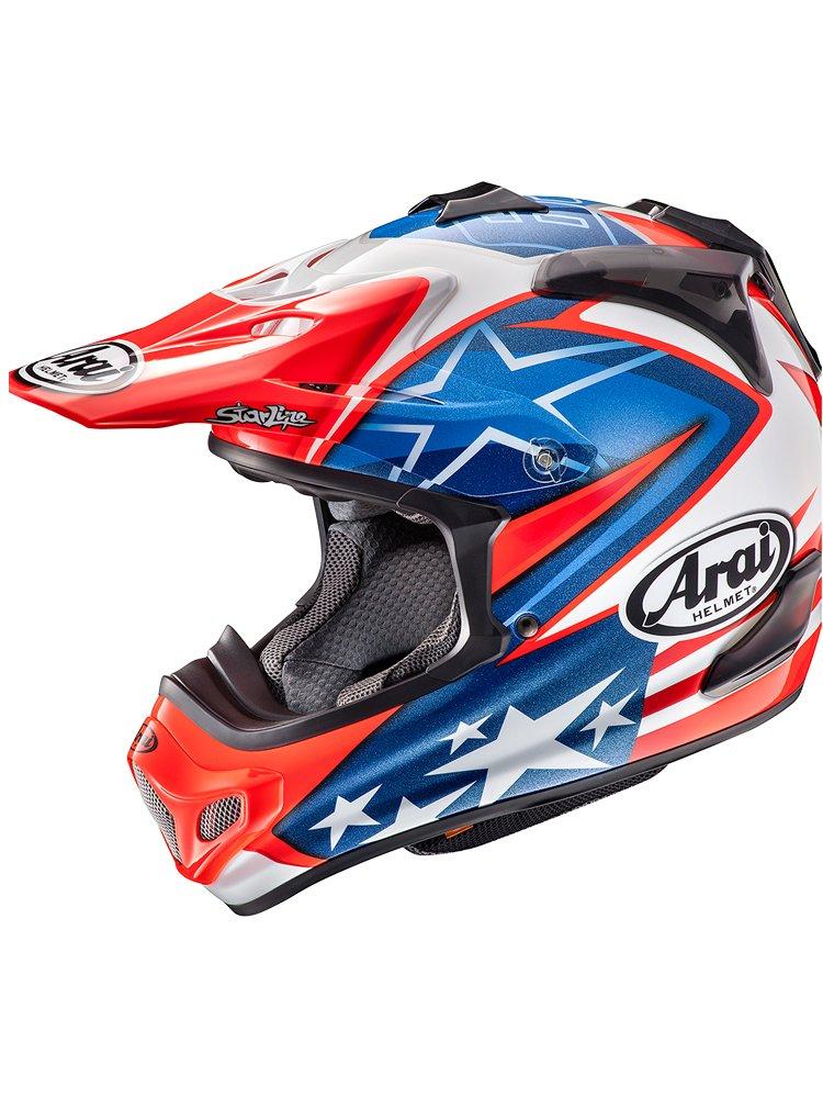 Off road helmet ARAI MX-V HAYDEN WSBK Moto-Tour.com.pl Online Store 63bd0e61484ae