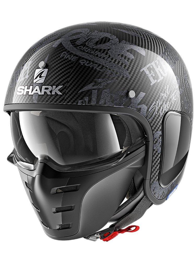 open face helmet shark s drak freestyle cup moto online store. Black Bedroom Furniture Sets. Home Design Ideas