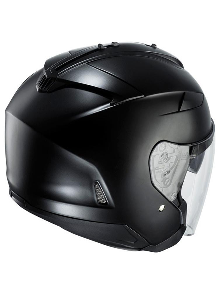 open face helmet hjc is 33 ii semi flat moto online store. Black Bedroom Furniture Sets. Home Design Ideas
