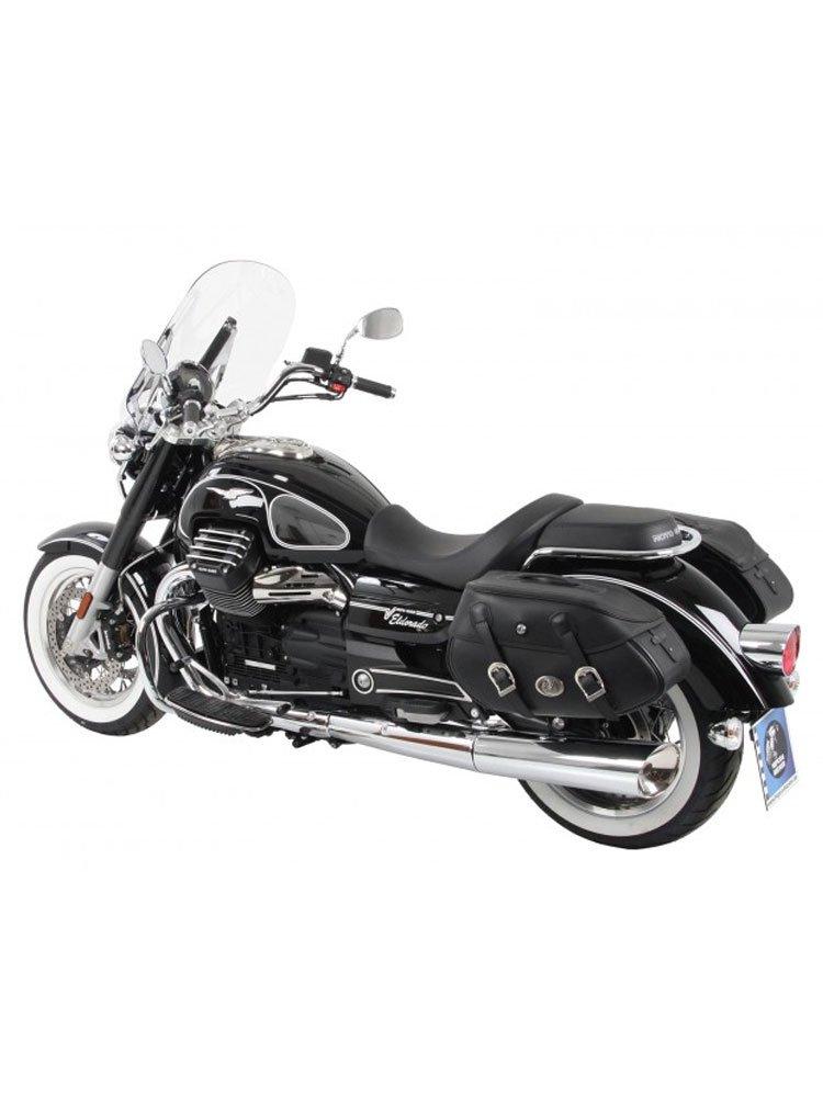 side carrier c bow hepco becker moto guzzi california 1400 eldorado audace moto. Black Bedroom Furniture Sets. Home Design Ideas