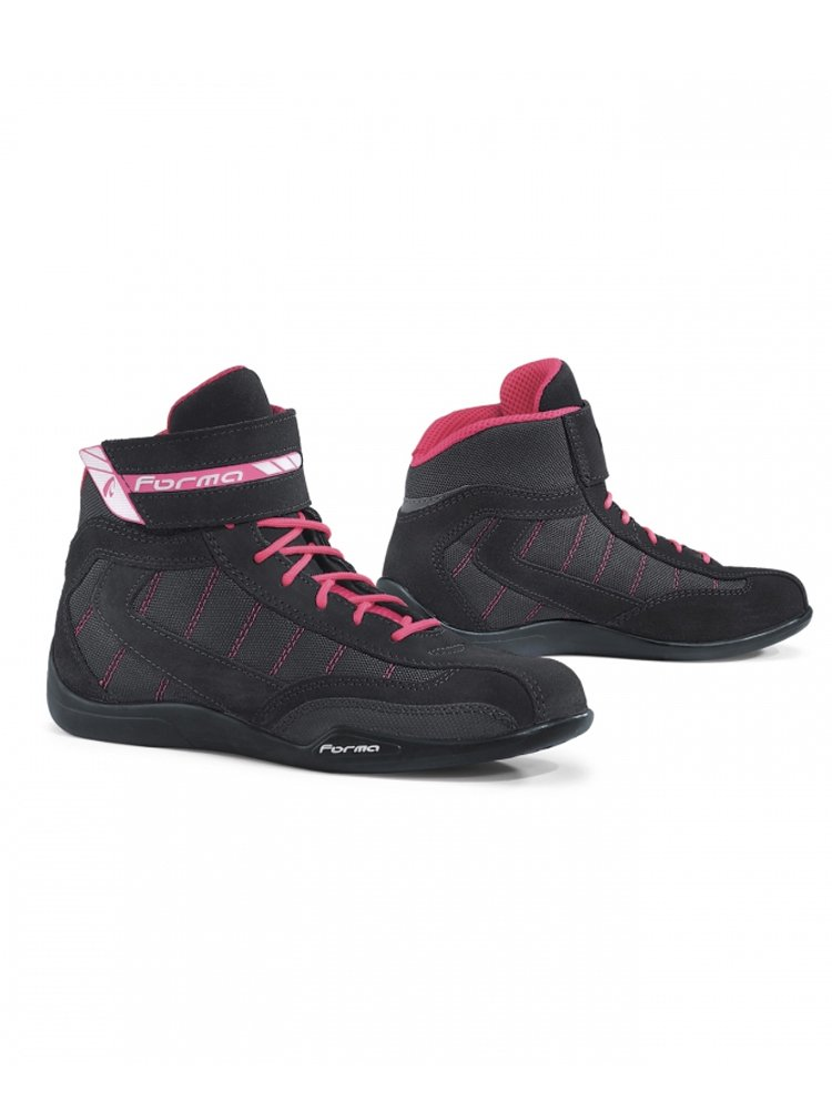 Women's motorcycle boots FORMA Rookie Pro Lady ...