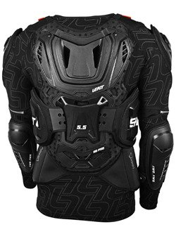 Body Protector Leatt 5.5 Black