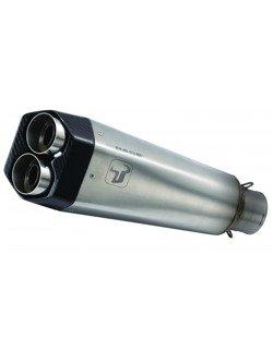 Exhaust IXRACE type M9 Inox [Slip On] Suzuki GSX-R 250/ DL 250 V-Strom [17-]