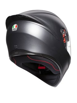 Full-face helmet AGV K1 black matt