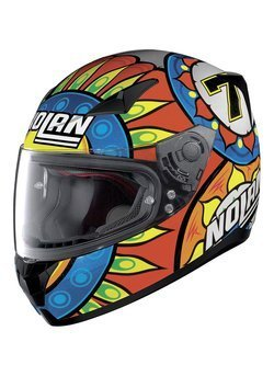 Full face helmet Nolan N60-5 GEMINI REPLICA 33