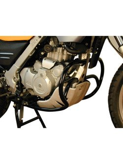 H&B Engine protection - silver BMW F 650 GS Dakar do 2003 / F 650 GS / G 650 GS