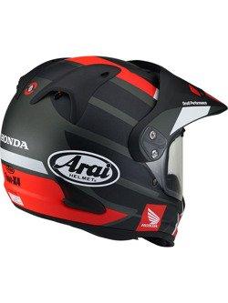 Helmet ARAI TOUR-X4 AFRICA TWIN BLACK MATT