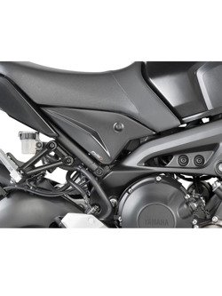 Infill panels PUIG for Yamaha MT-09 (karbonowy)