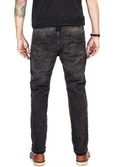 Motorcycle jeans JOHN DOE Ironhead Mechanix Black-XTM