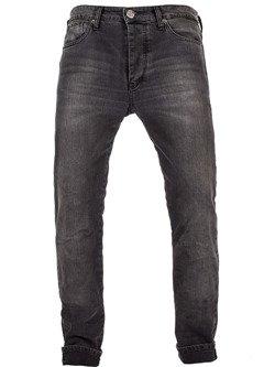 Motorcycle jeans John Doe Ironhead - XTM black