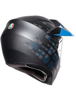 Off-road helmet AX9 AGV Antartica