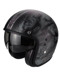 Open face helmet Scorpion BELFAST