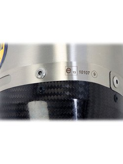 Silencer Arrow KTM 1290 SuperDuke R [14-16] [X-Kone, Nichrome + carbon]