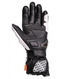 Sport gloves Seca Trackday white