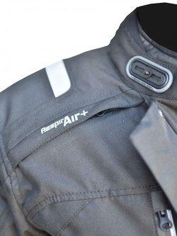 Textile jacket Seca Discovery II black