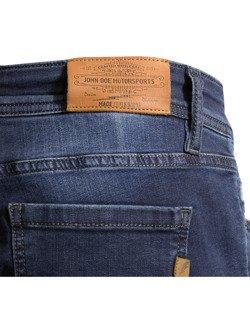 Women's motorcycle jeans JOHN DOE High Waist Betty