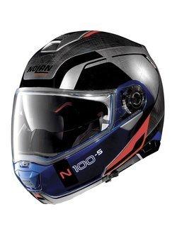 Flip up helmet N100-5 Consistency N-com