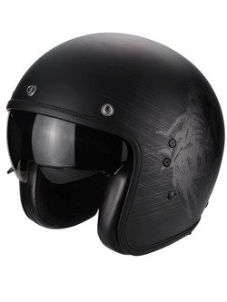 Open face helmet Scorpion BELFAST STING