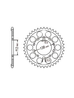Rear sprocket SUNSTAR 1-3485 [43 tooth]
