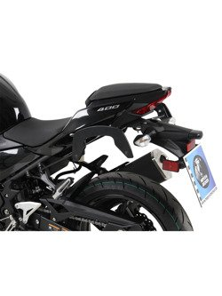 Side carrier C-Bow Hepco&Becker Kawasaki Ninja 400 [18-]