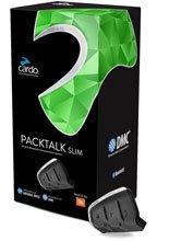 Interkom Scala Rider Packtalk Slim DUO [dwupak] + głośniki JBL
