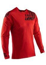 Koszula off-road Leatt GPX 5.5 Ultraweld czerwono-czarna
