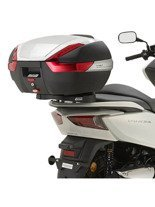Stelaż GIVI pod kufer centralny Monokey® Honda Forza 300 ABS [13-17][płyta Monokey® w zestawie]