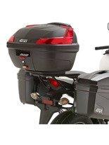 Stelaż pod kufer centralny MONOLOCK z płyta montażową Honda CB 500 F (13-15) / CBR 500 R (13-15)