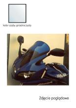 """Szyba MRA Touring """"T"""" Yamaha FZS 600 FAZER [02-03]"""
