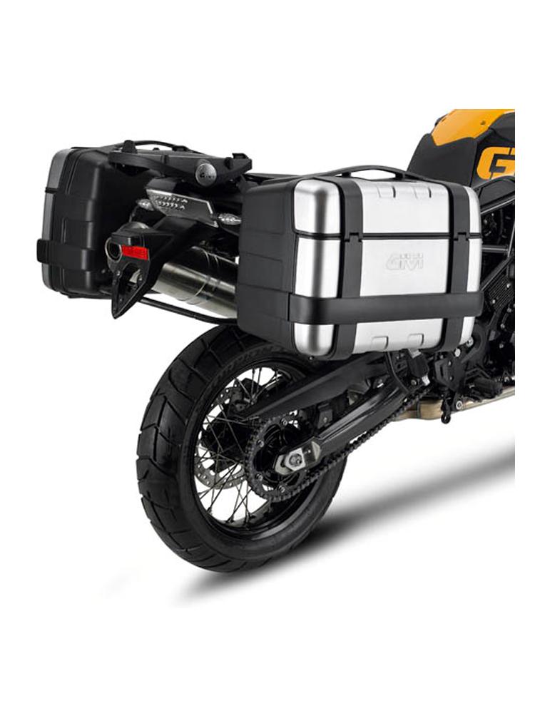 Mocowanie Givi Pod Kufry Boczne Monokey Dla Bmw F650 Gs F 700 G
