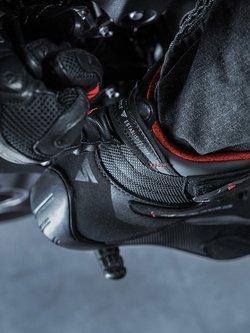Buty motocyklowe damskie Shima Exo Vented Lady czarne