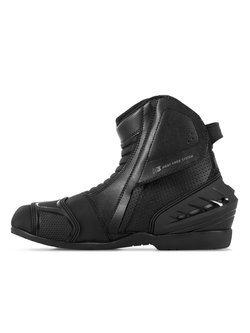 Buty motocyklowe krótkie Shima SX-6 czarne