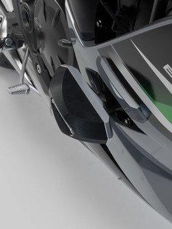 Crash Pady ramy SW-MOTECH Kawasaki Ninja 650 [17-]
