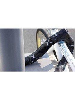 Łańcuch z zamkiem Abus Steel-0-Chain 9809 - 110 cm