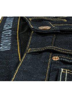 Męskie jeansy motocyklowe JOHN DOE Ironhead Raw Denim - XTM