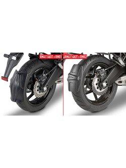 Mocowanie GIVI do tylnego błotnika RM01, RM02 Kawasaki Versys 650 [15-18]