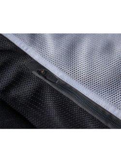 Motocyklowa kurtka tekstylna Icon Contra 2 damska szara