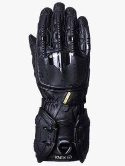Rękawice motocyklowe Knox Handroid Full CE MK IV czarne