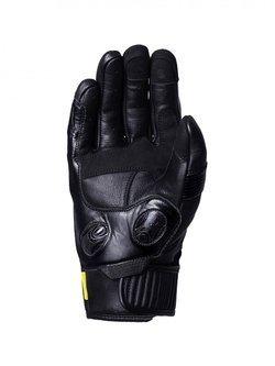 Rękawice motocyklowe skórzane Knox Hanbury MK2 czarne