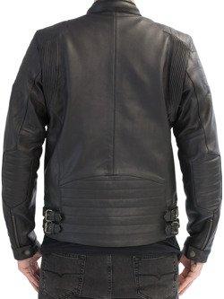 Skórzana kurtka motocyklowa JOHN DOE Roadster z włóknem aramidowym