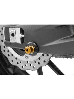 Slidery wahacza PUIG do motocykli Aprilia / Yamaha / Ducati 899/959 Panigale/Monster 821/Triumph (M6 - złoty PRO)