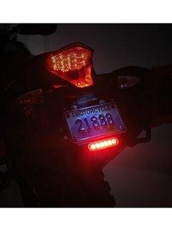 Światło stopu tablicy rejestracyjnej LED Denali B6