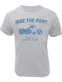 T-Shirt JOHN DOE Ride The Pony