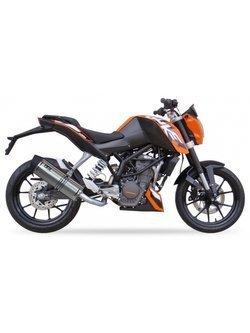 Tłumik motocyklowy IXIL HEXOVAL XTREM EVOLUTION SOVE (SLIP ON) KTM Duke 125/ 200 [11-16]