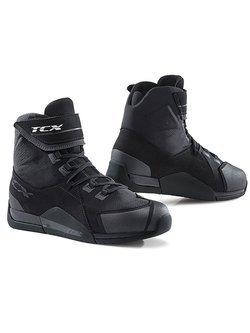 Buty motocyklowe TCX District WP czarne